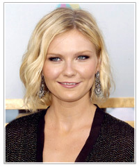 Kirsten Dunst hairstyles