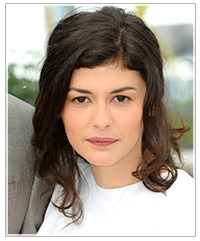 Audrey Tautou hairstyles