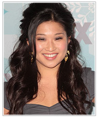 Jenna Ushkowitz hairstyles