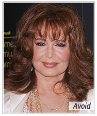Suzanne Rogers hairstyles