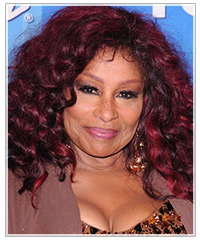 Chaka Khan hairstyles