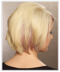 Model with volume-filled bob