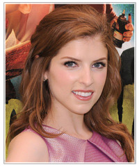 Anna Kendrick hairstyles