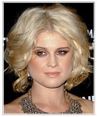 Kelly Osbourne hairstyles