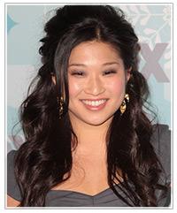 Jenna Ushkowitz hairstyles