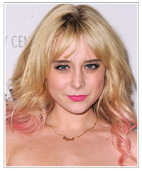 Alessandra Torresani hairstyles