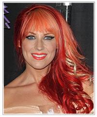 Bonnie McKee hairstyles