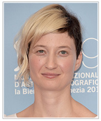 Alba Rohrwacher hairstyles