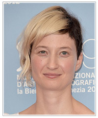 Alba Rohrwacher hairstyles