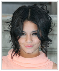 Vanessa Hudgen hairstyles
