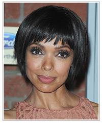 Tamara Taylor hairstyles