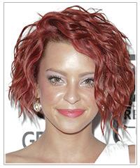 Courtney Davis hairstyles