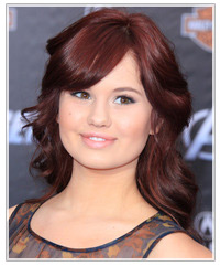Debby Ryan hairstyles