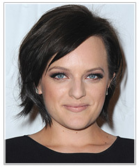 Elisabeth Moss hairstyles