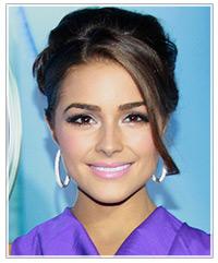 Olivia Culpo hairstyles