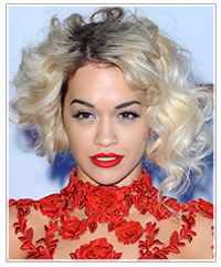 Rita Ora hairstyles