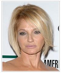 Ellen Barkin hairstyles