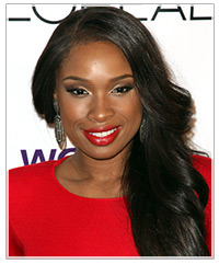 Jennifer Hudson hairstyles