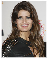 Isabeli Fontana hairstyles