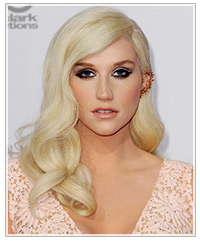 Kesha hairstyles