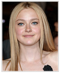 Dakota Fanning hairstyles