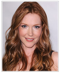 Darby Stanchfield hairstyles