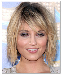 Most popular celebrity hairstyle