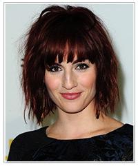 Alison Haislip hairstyles