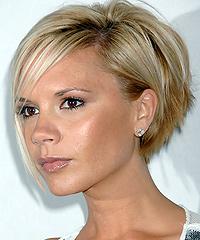 Victoria Beckham's bob hairstyles