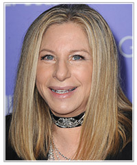 Barbra Streisand's Classic Hair and Makeup