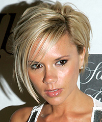 Victoria Beckham bob hairstyles