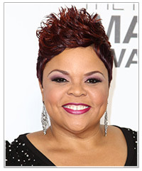 Tamela J. Mann hairstyles