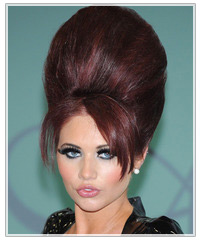 Amy Childs hairstyles