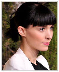 Rooney Mara hairstyles