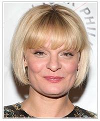 Martha Plimpton hairstyles