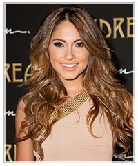 Jessica Burciaga hairstyles