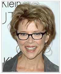 Annette Bening hairstyles