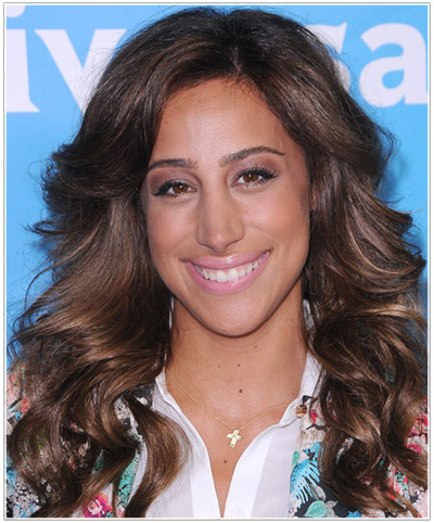 Danielle Jonas hairstyles