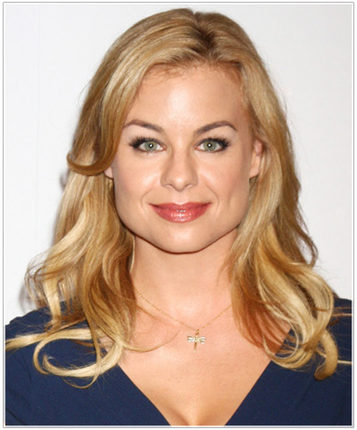 Jessica Collins hairstyles