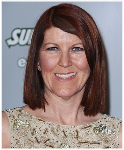 Kate Flannery hairstyles