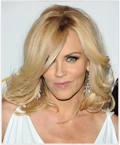 Jenny McCarthy hairstyle