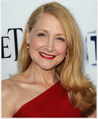 Patricia Clarkson hairstyle