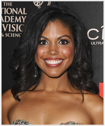 Karla Mosley hairstyles