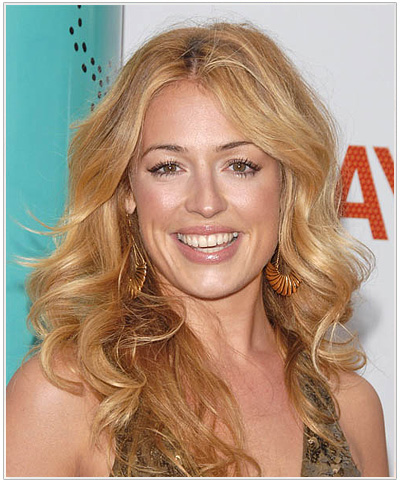 Cat Deeley hairstyle