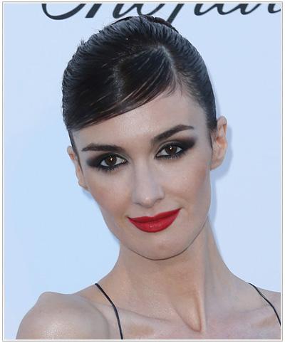 Paz Vega hairstyle