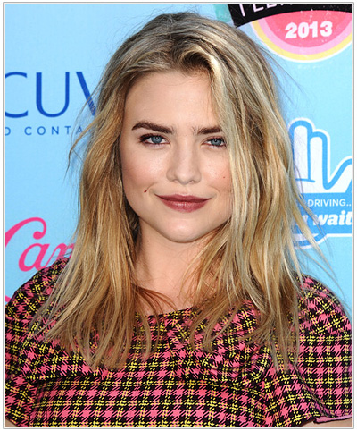 Maddie Hasson hairstyle
