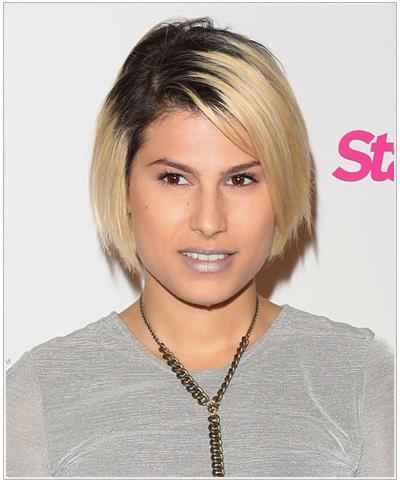 Michelle Ojeda hairstyle