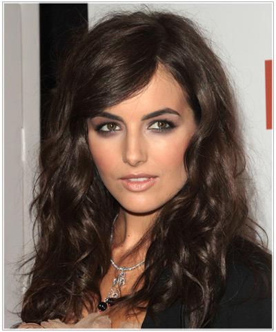 Camilla Belle hairstyles