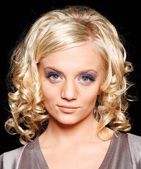 2011 Medium Curly Hairstyle