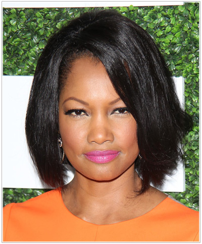 Garcelle Beauvais Nilon hairstyles
